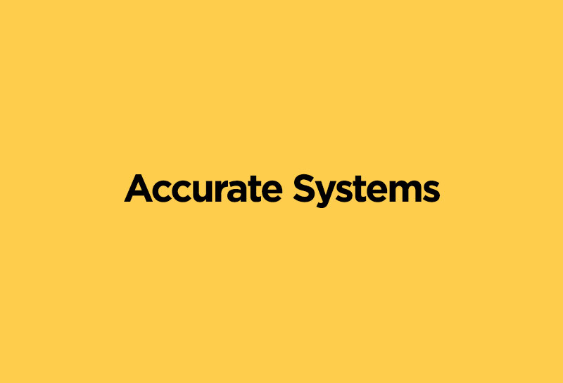 Accurate Systems